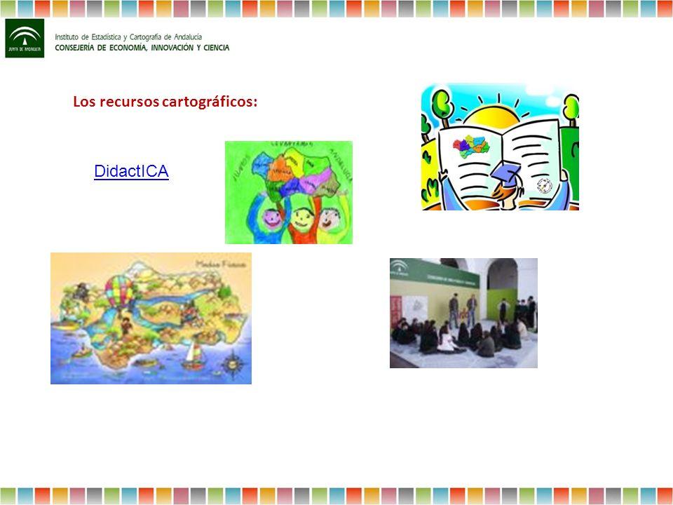 Los recursos cartográficos: DidactICA