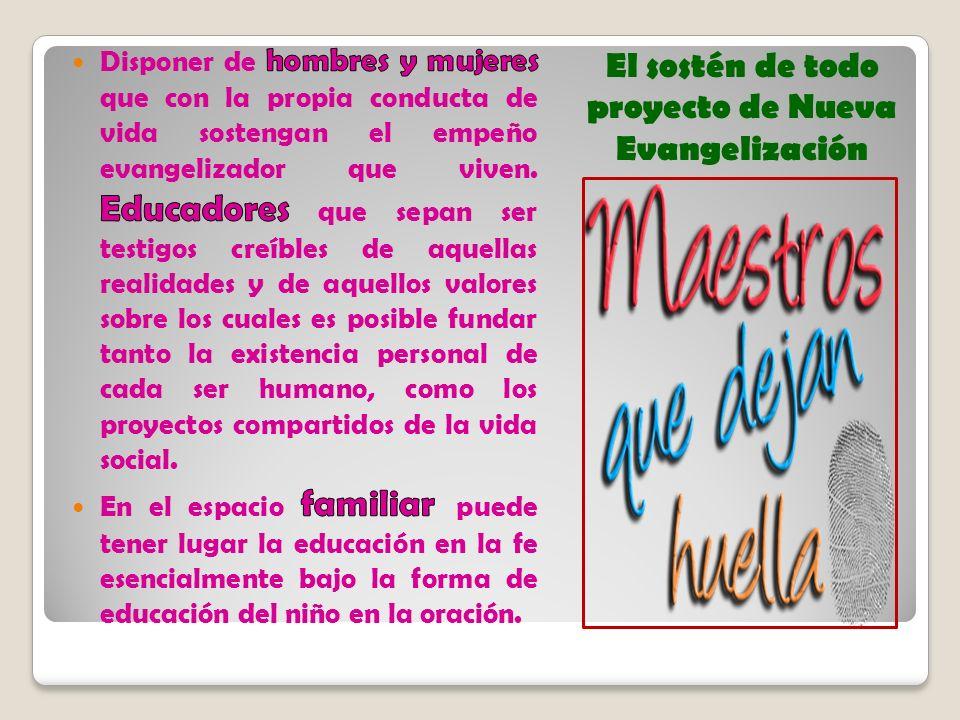EMERGENCIA EDUCATIVA EDUCAR EN LA FE PARA RESPONDER A LA AMERGENCIA EDUCATIVA QUE VIVE LA SOCIEDAD. Es misión primaria de la Iglesia y las institucion
