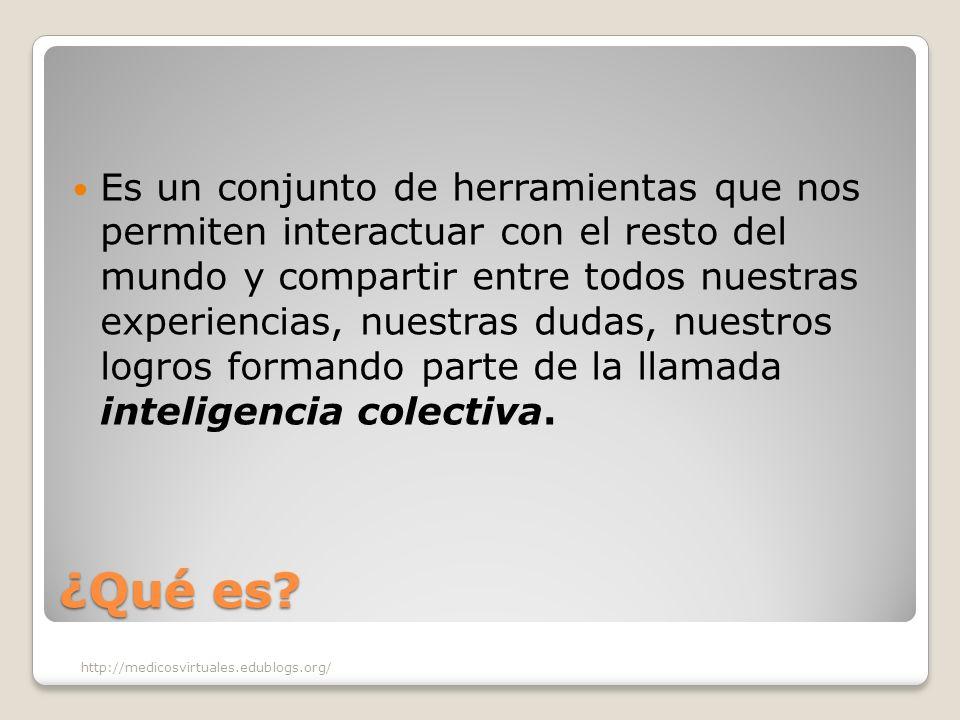 En la Web 2.0 los consumidores de información se han convertido en prosumidores, es decir, en productores de la información que ellos mismos consumen.
