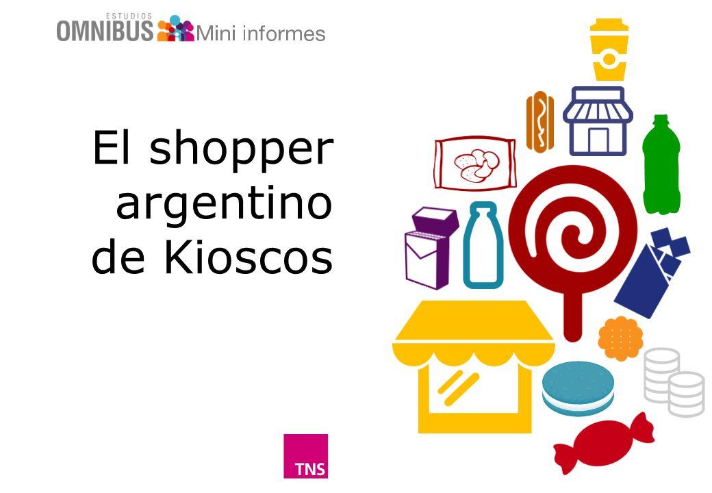 El shopper argentino de Kioscos