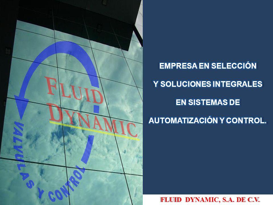 FLUID DYNAMIC, S.A. DE C.V.