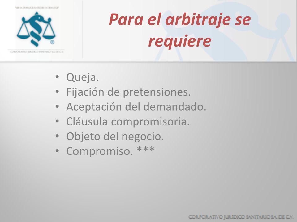 Proceso arbitral médico Orientación y gestión Etapa conciliatoria Etapa decisoria. (Arbitraje strictu sensu) propuesta o laudo