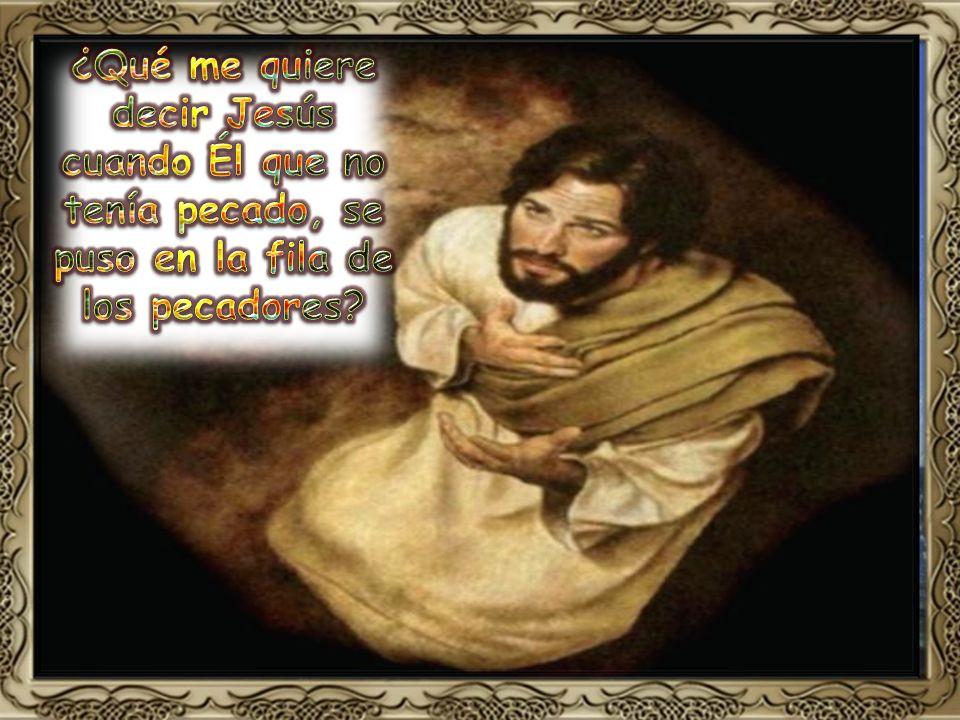 II. MEDITATIO ¿Qué me dice? ¿Qué nos dice el Texto? Meditemos a la luz del bautismo de Jesús sobre nuestra condición de hijos amados del Padre.