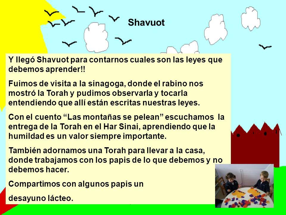 Shavuot Y llegó Shavuot para contarnos cuales son las leyes que debemos aprender!.