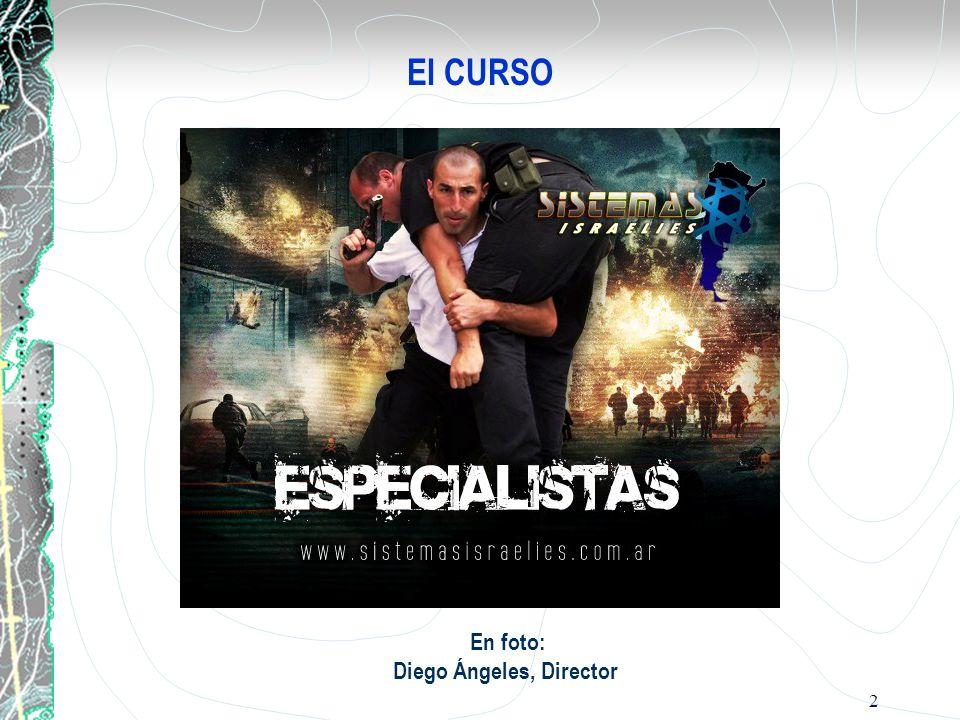 El CURSO 2 En foto: Diego Ángeles, Director