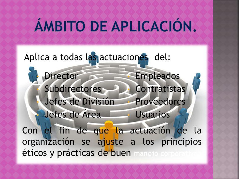 NORMAFUNCIONES Decreto 2145 de 4 de noviembre de 1999 Artículo 7º.