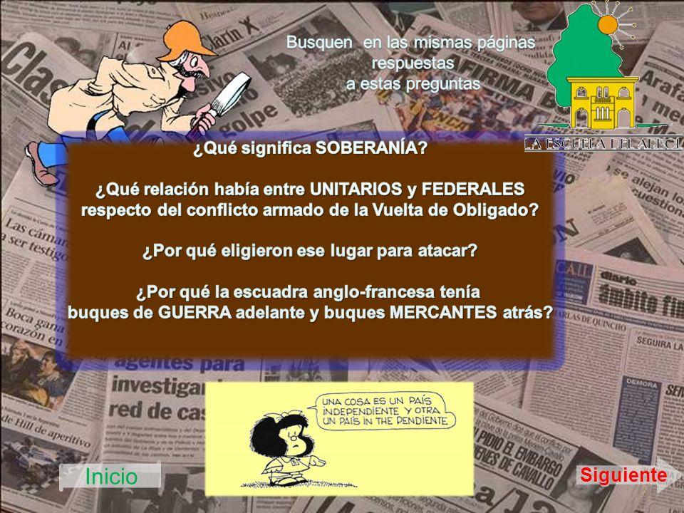Los interventores habrán visto que los argentinos no son empanadas que se comen sin más trabajo que el de abrir la boca.