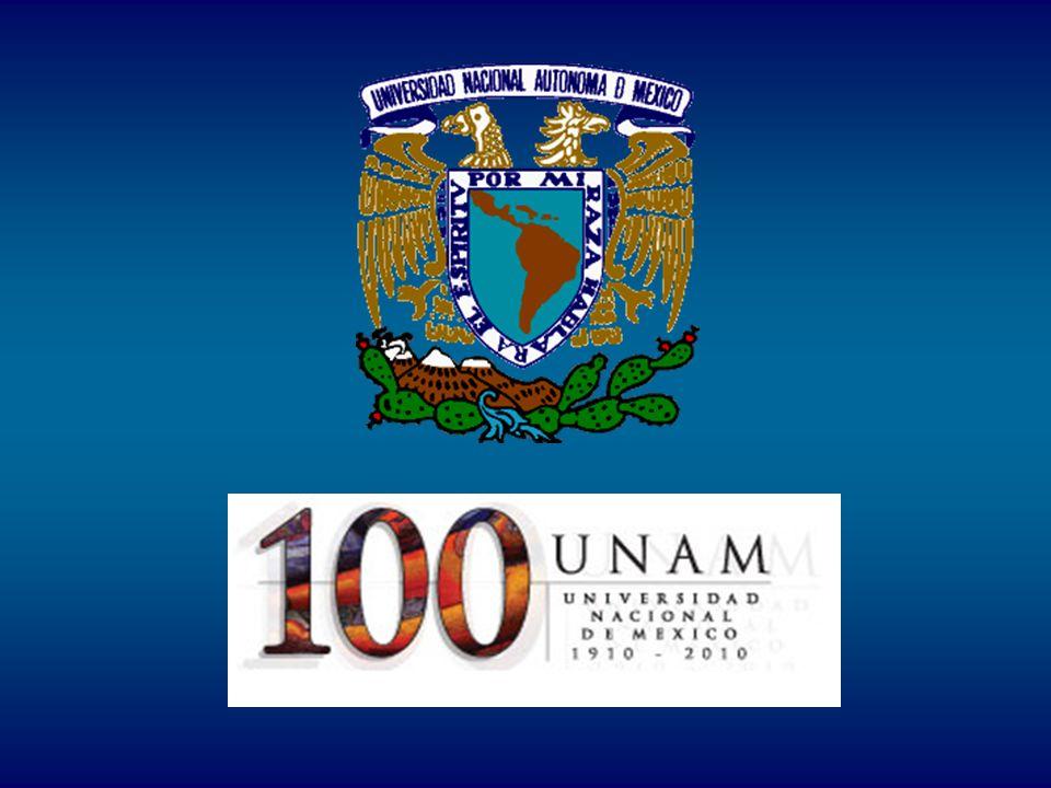 La Universidad Nacional Autónoma de México, desde sus orígenes ha sido la base de la estructura nacional de educación superior en México y ha participado significativamente en el desarrollo histórico del país.