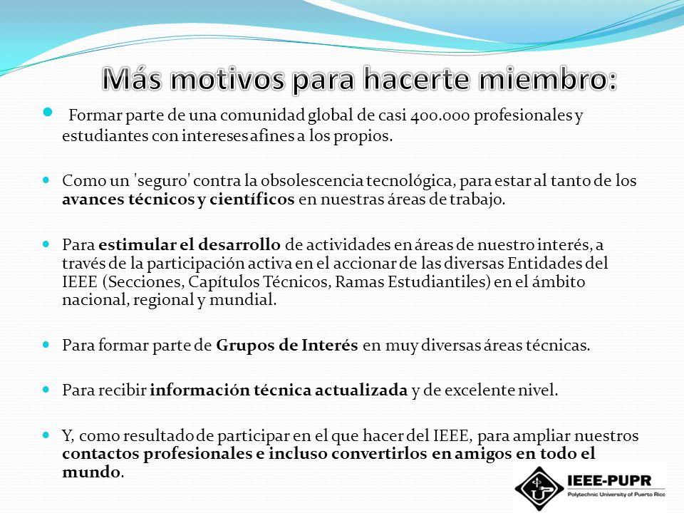 Email De La Directiva: sb.pupr@ieee.orgsb.pupr@ieee.org MemberPosition Luis A.