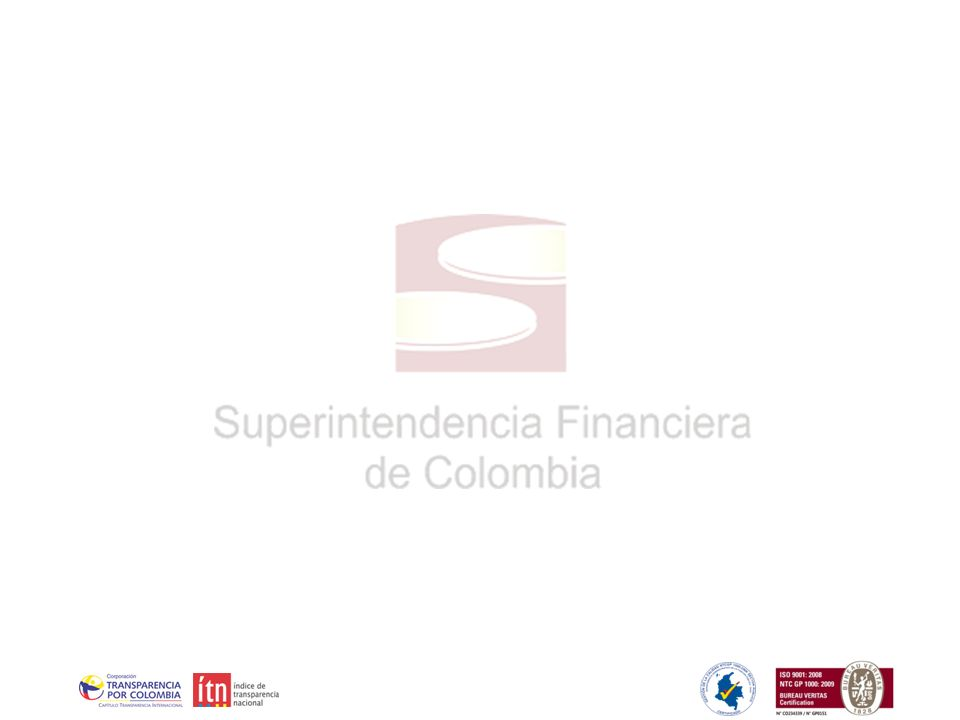1 Superfinanciera, Primera en Transparencia