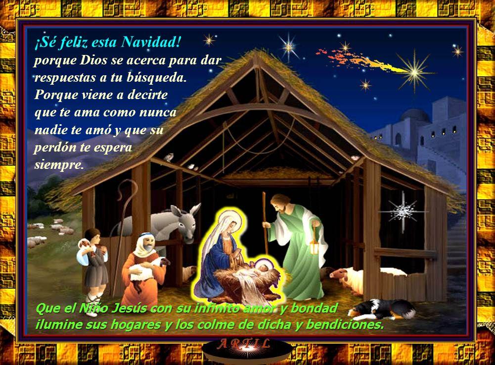 Muchachis; Que la magia de esta noche de Navidad sea propicia para que el próximo año, renazca el compromiso de trabajar con seguridad, por nosotros y