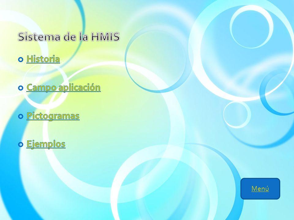 http://en.wikipedia.org/wiki/Hazardous_Materials_Iden tification_Systemhttp://www.worksafebc.com/publicati ons/translated_publications/assets/pdf/spanish/bk61s.p df http://en.wikipedia.org/wiki/Hazardous_Materials_Iden tification_Systemhttp://www.worksafebc.com/publicati ons/translated_publications/assets/pdf/spanish/bk61s.p df http://www.arpsura.com/cistema/articulos/483/ http://www.slideshare.net/JenniferQuevedo/el- sistema-de-identificacin-de-peligros-saf http://www.slideshare.net/JenniferQuevedo/el- sistema-de-identificacin-de-peligros-saf http://www.ngc.cl/new_page/index.php/C3_T14.html http://espanol.answers.yahoo.com/question/index?qid= 20100731132154AAbi5cV http://espanol.answers.yahoo.com/question/index?qid= 20100731132154AAbi5cV http://faculty.msugf.edu/wenz/Hazard%20Code%20La beling%20System.pdf http://faculty.msugf.edu/wenz/Hazard%20Code%20La beling%20System.pdf http://safety.science.tamu.edu/bakerlabel.html Menú