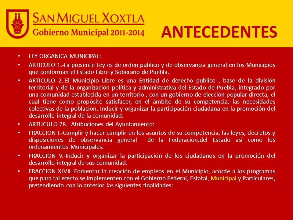 De manera mensual los Ayuntamientos deben de proporcionar a la Secretaria de Finanzas del estado de Puebla, información respectiva al cobro del Impues