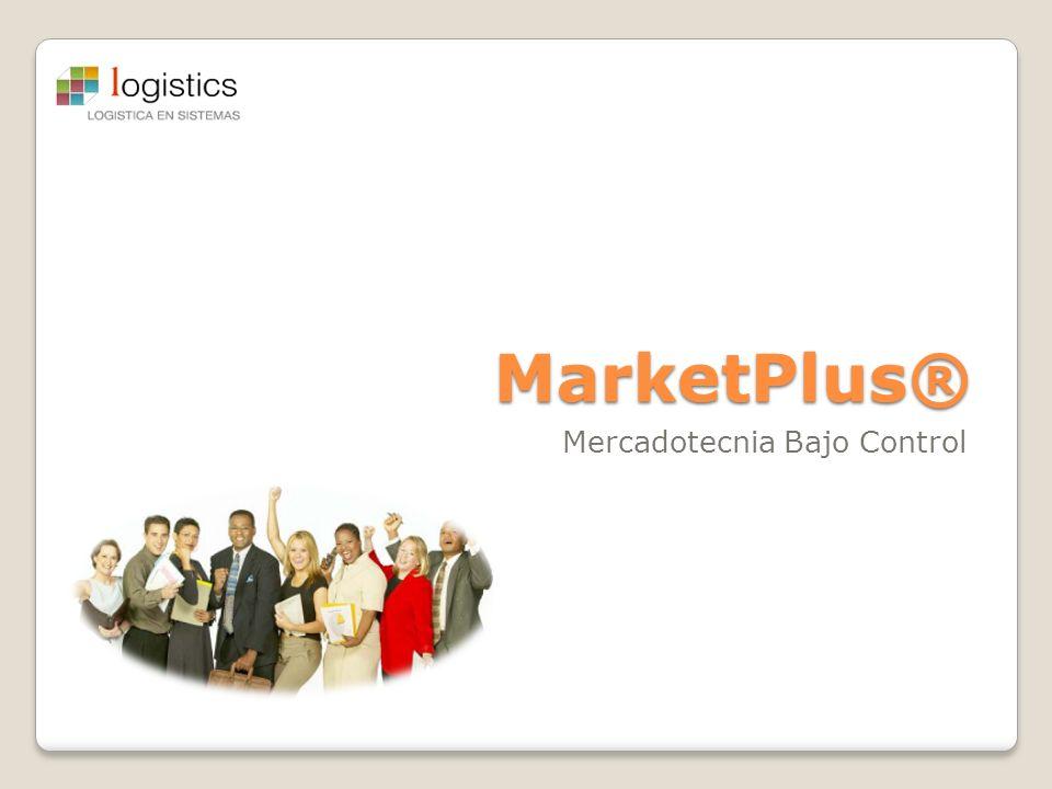 MarketPlus® Mercadotecnia Bajo Control