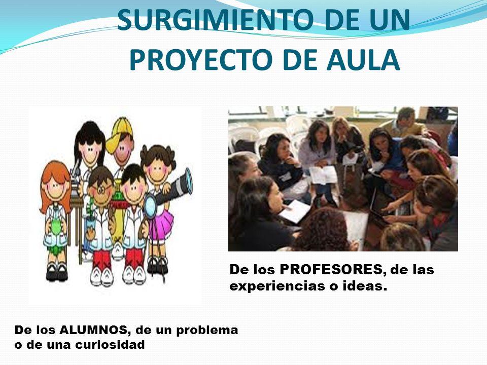De las ACTIVIDADES de los niños, de la observación, interacción, diálogo espontáneo o de la inquietud que debe ser observada por el docente, De los PADRES DE FAMILIA, propuestas relevantes.