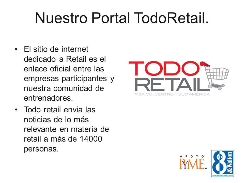 Nuestro Portal TodoRetail.