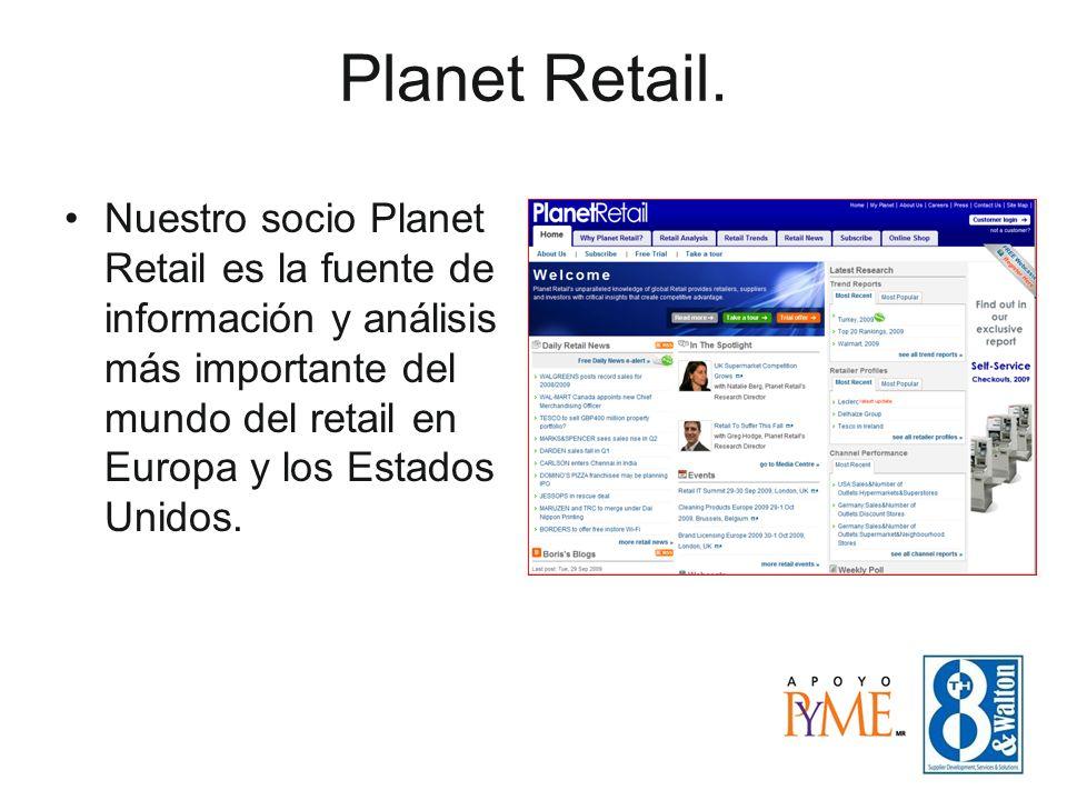 Planet Retail.