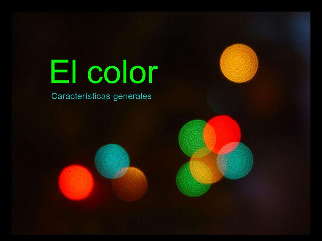 Armonía cromática Es una relación equilibrada entre dos o más colores.