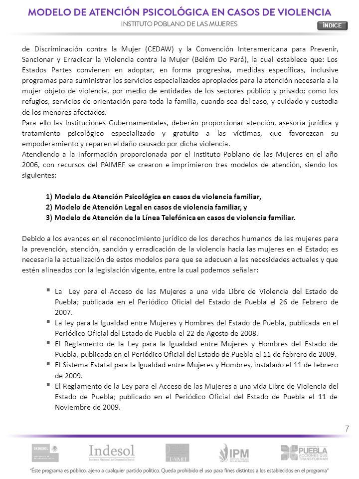 78 (CUADRO 6) DIAGRAMA DE FLUJO DE ORIENTACIÓN PSICOLÓGICA