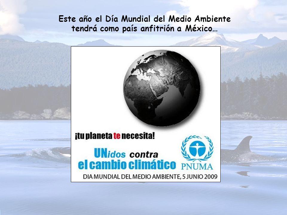 Los lemas y sedes de los últimos años… 2003: Agua - Dos millones de personas mueren por ella (Beirut, El Líbano) 2004: Mares y Océanos - ¿Vivos o Muer
