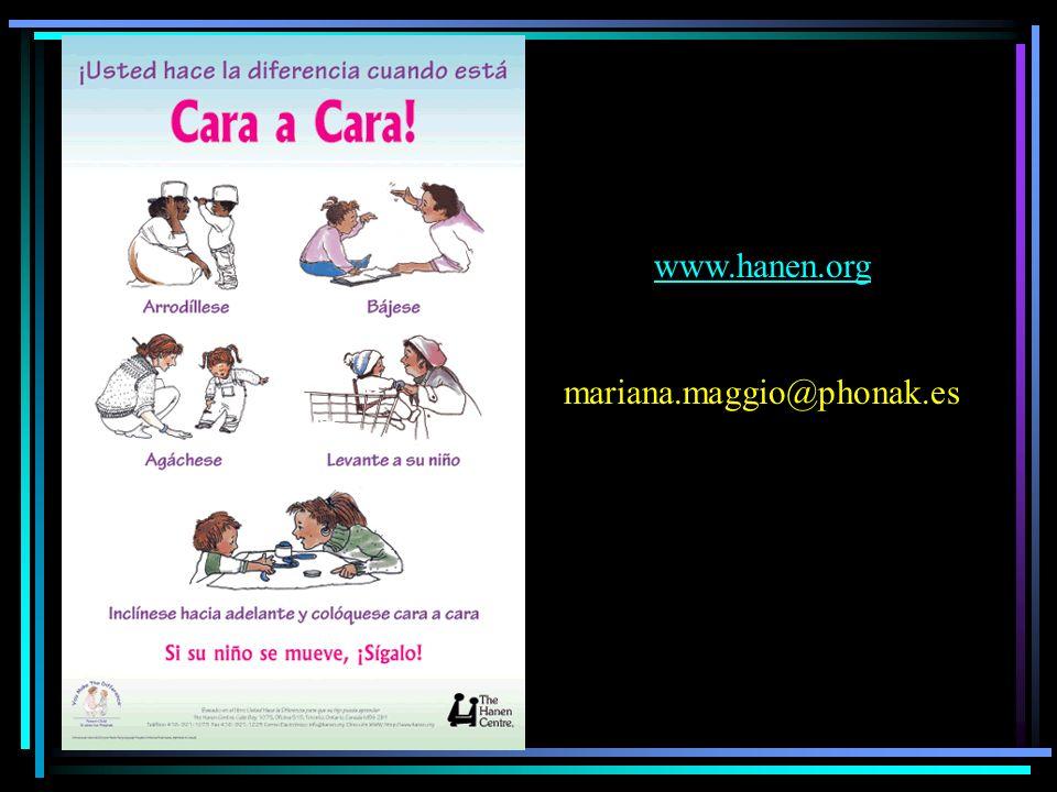 www.hanen.org mariana.maggio@phonak.es