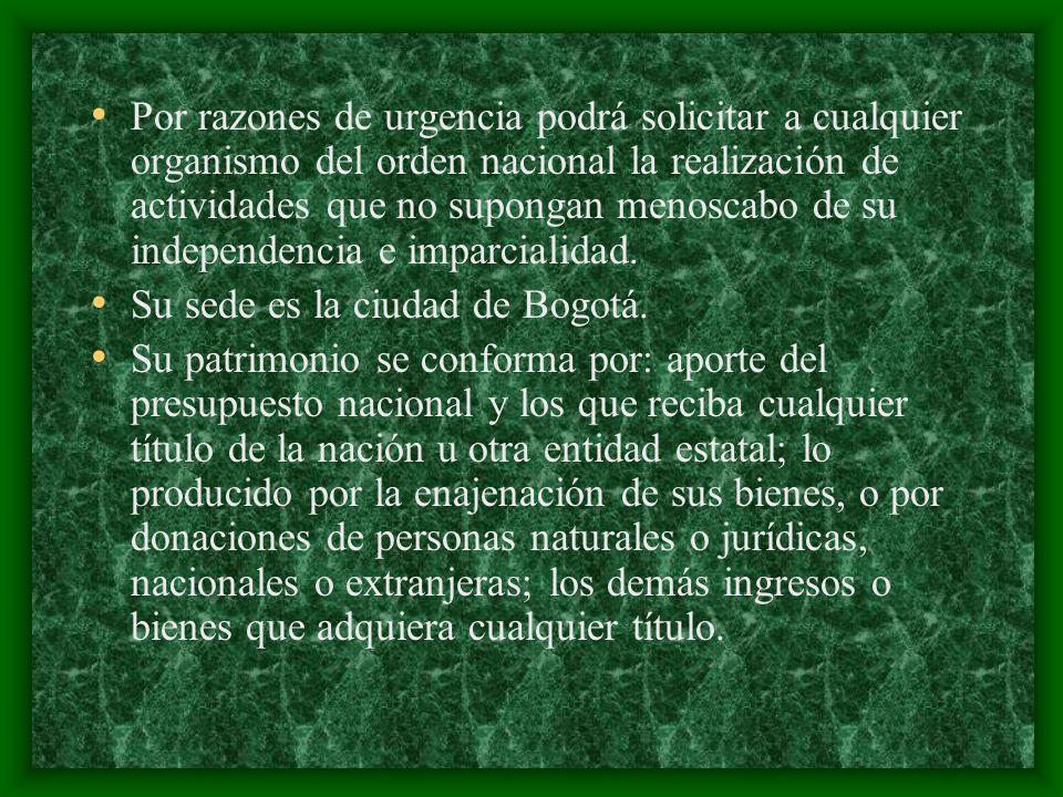 Unidades de personal de las entidades (art.15).