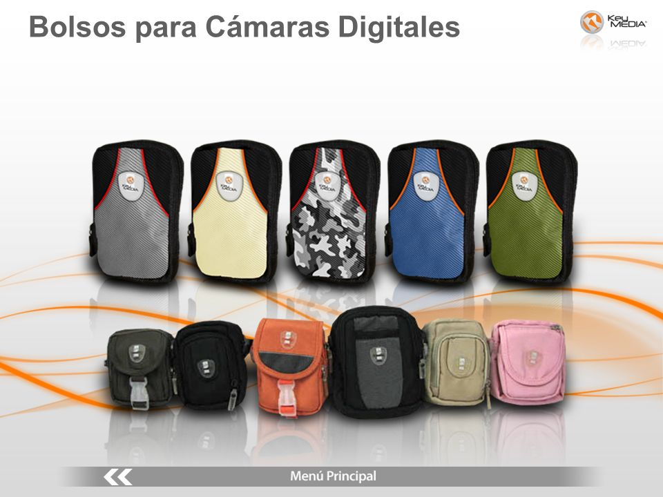 Bolsos para Cámaras Digitales