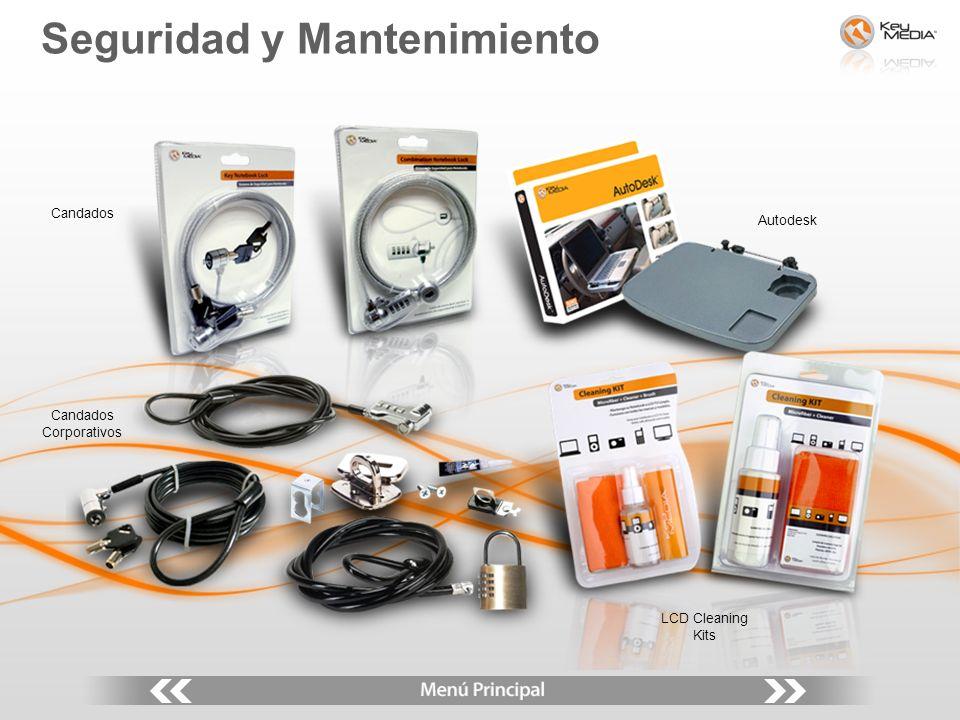 Autodesk LCD Cleaning Kits Candados Seguridad y Mantenimiento Candados Corporativos