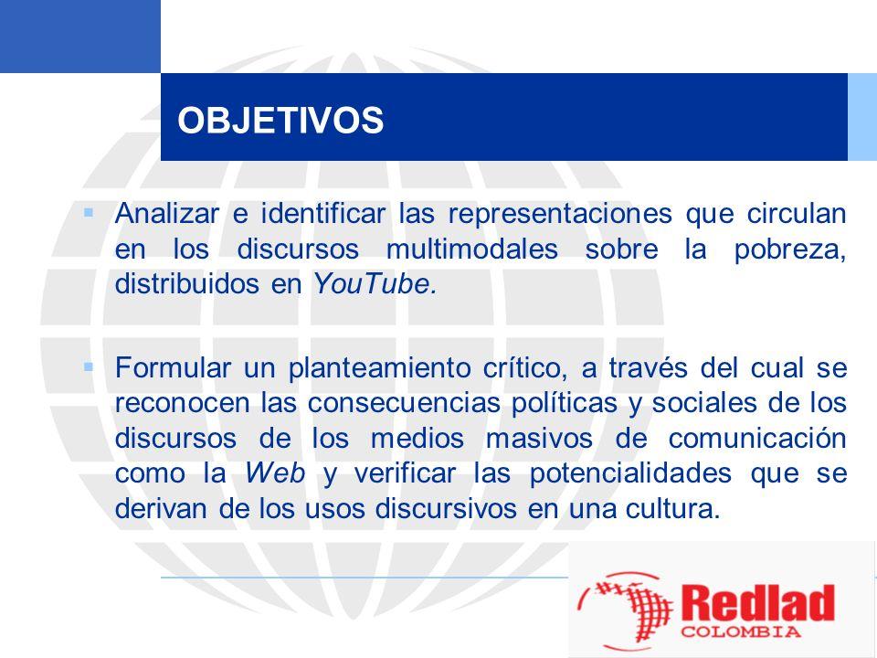 CAPÍTULO 1 DE LOS ESTUDIOS CRÍTICOS DEL DISCURSO A LOS ESTUDIOS CRÍTICOS DEL DISCURSO MULTIMODAL CAPÍTULO 2 HACIA LA CARACTERIZACIÓN DEL DISCURSO MEDIÁTICO CONTEMPORÁNEO: APROXIMACIONES A YOUTUBE CAPÍTULO 3 EPISTEMOLOGÍA DEL ESTUDIO DE LA POBREZA EN YOUTUBE CAPÍTULO 4 PROCEDIMIENTOS ALTERNATIVOS: MÉTODO DE ANÁLISIS DE DISCURSO AUDIOVISUAL Claudia Gabriela DAngelo CAPÍTULO 5 REPRESENTACIÓN DE LA POBREZA EN YOUTUBE.