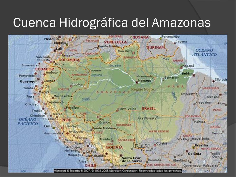 Cuenca Hidrográfica del Amazonas