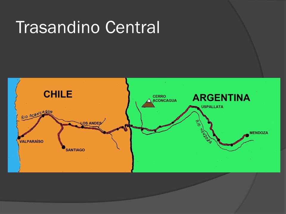 Trasandino Central