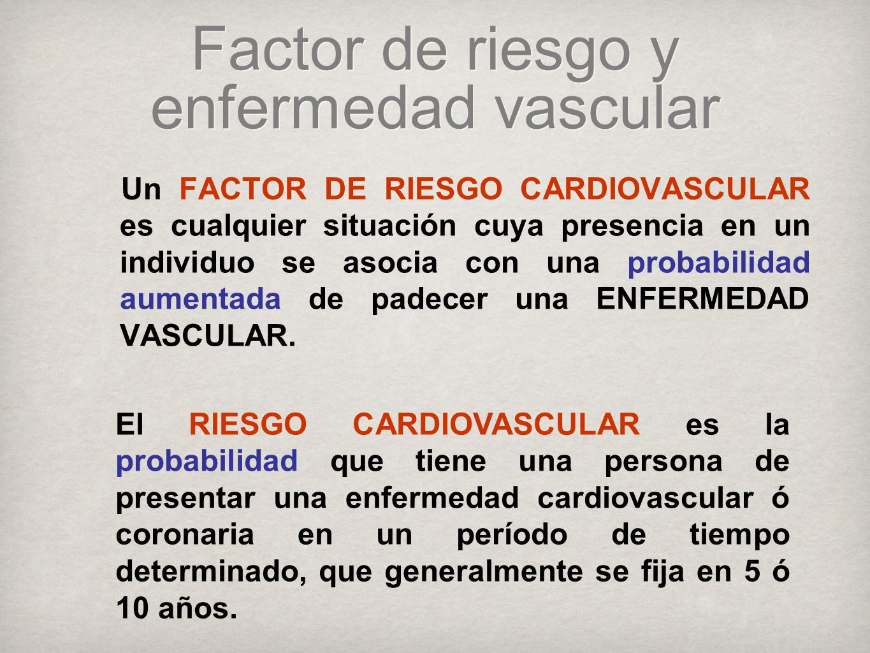 Tablas de Riesgo Cardiovascular: Colesterol total Indice Col total/ HDL col