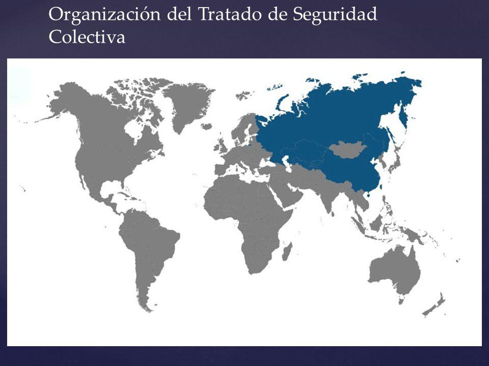 Organización del Tratado de Seguridad Colectiva