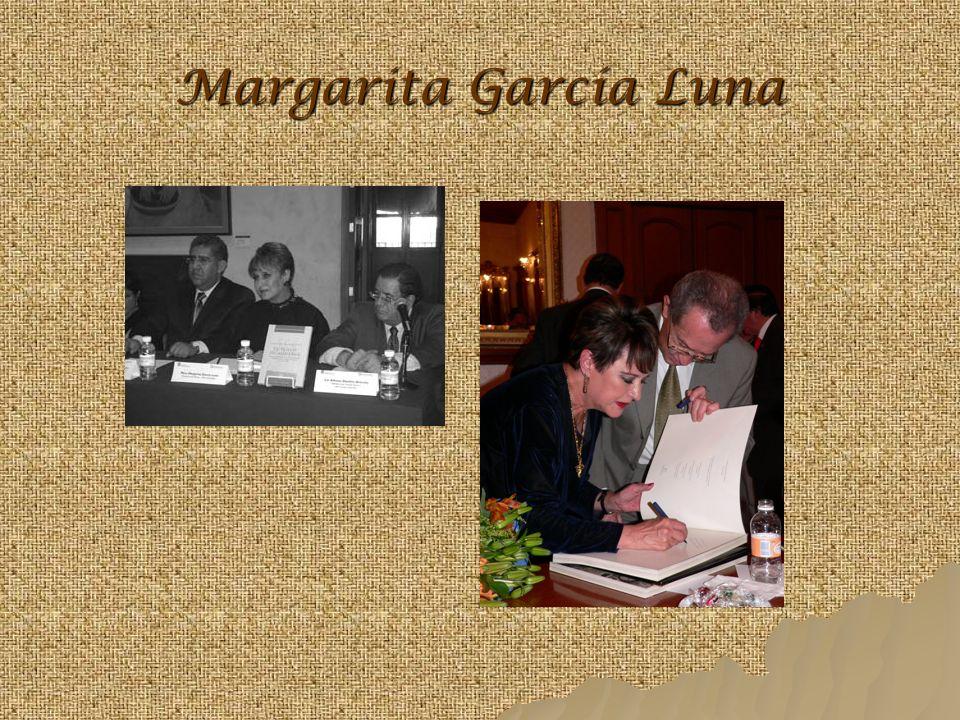 Margarita García Luna