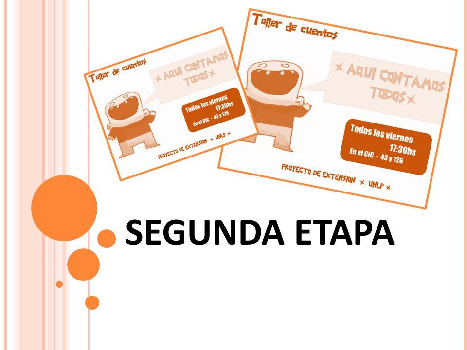 SEGUNDA ETAPA