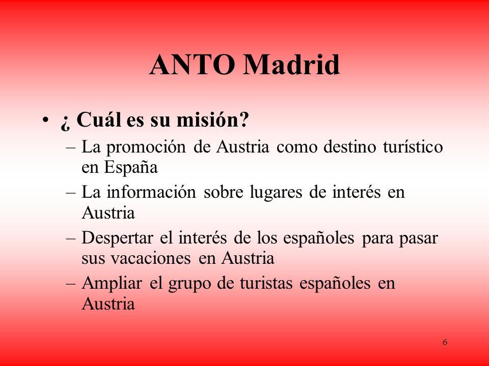 6 ANTO Madrid ¿ Cuál es su misión.