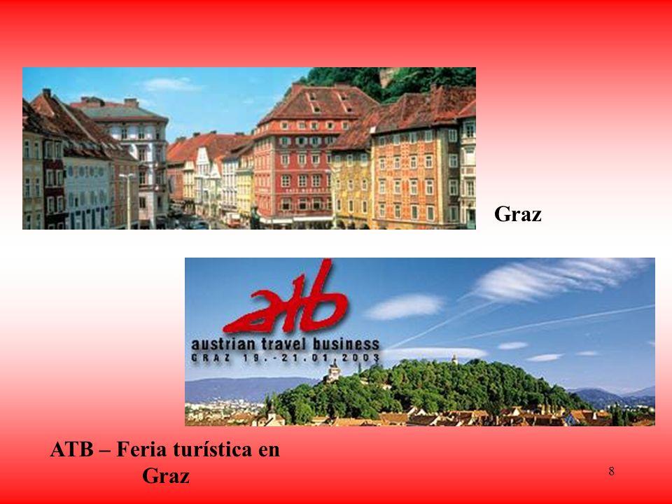 8 Graz ATB – Feria turística en Graz