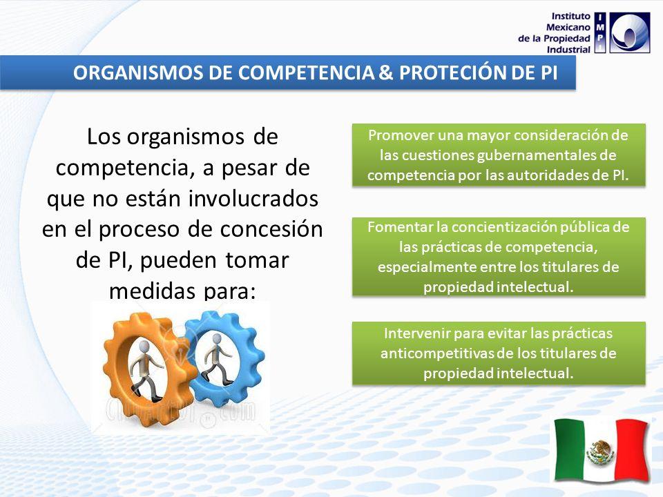Fomentar la concientización pública de las prácticas de competencia, especialmente entre los titulares de propiedad intelectual.