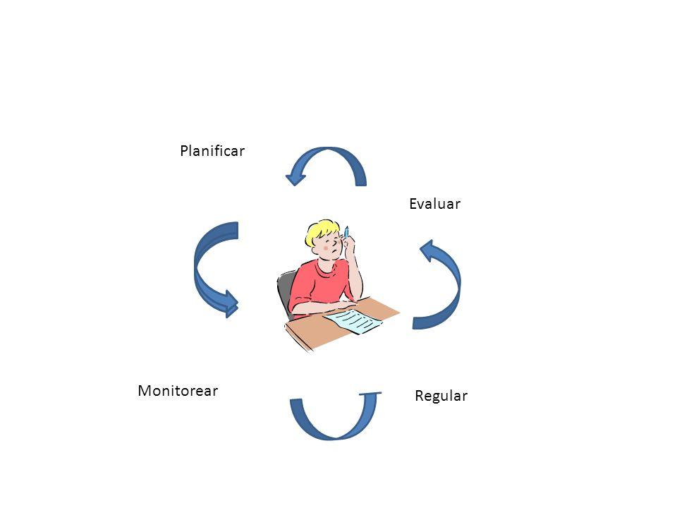 Planificar Monitorear Regular Evaluar