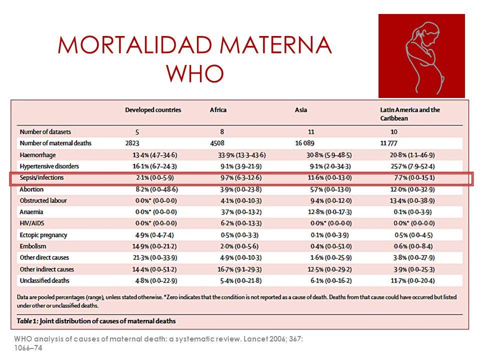 MORTALIDAD MATERNA USA Maternal Morbidity, Mortality, and Risk Assessment.