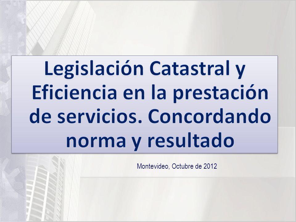Montevideo, Octubre de 2012