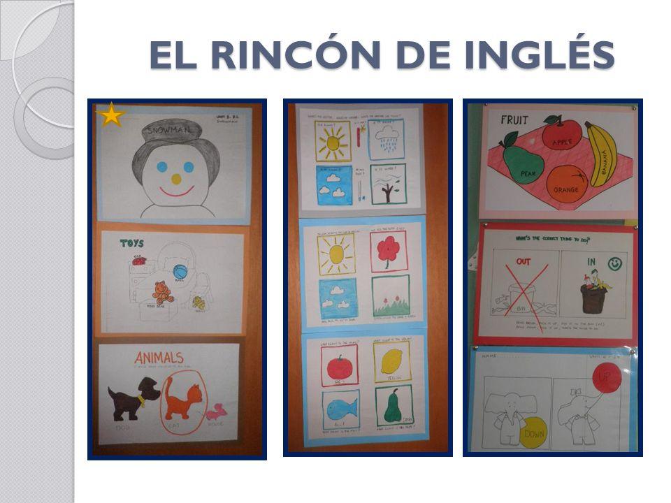 EL RINCÓN DE INGLÉS