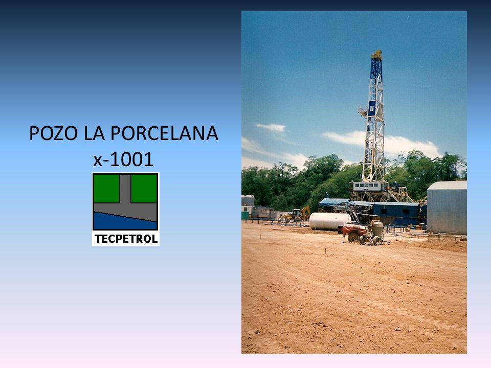 POZO LA PORCELANA x-1001