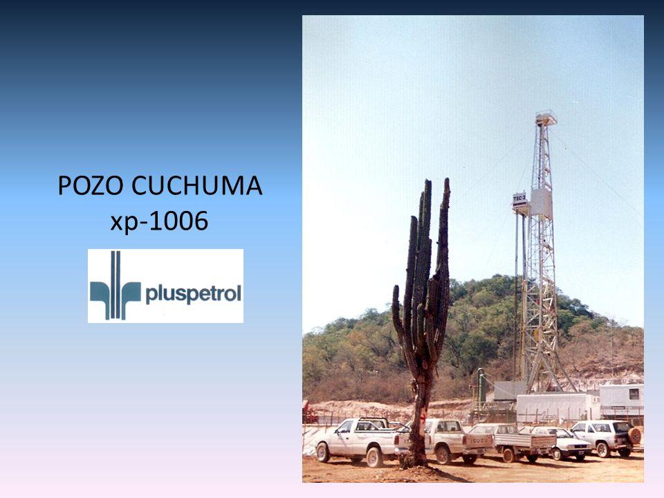 POZO CUCHUMA xp-1006