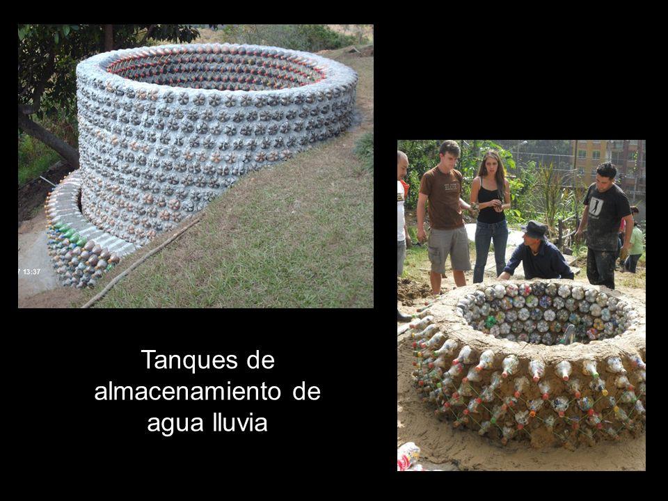 Tanques Tanques de almacenamiento de agua lluvia