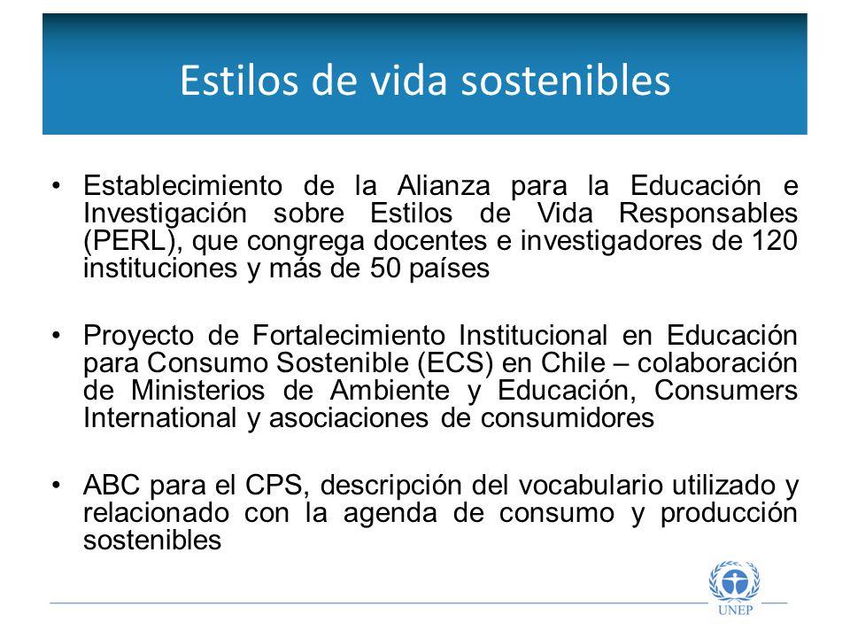 Discusiones en CDS-18 y 19 El 10YFP sobre CPS fue uno de los cinco asuntos que se trataron en la CDS 18 y 19 (2010-2011).