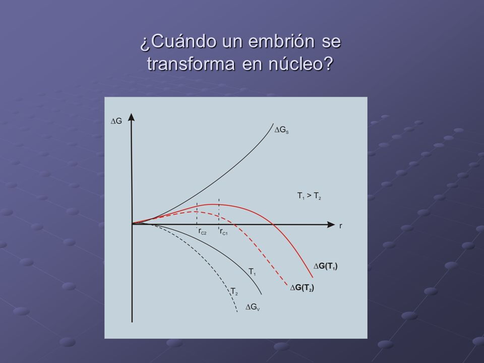 ¿Cuándo un embrión se transforma en núcleo?