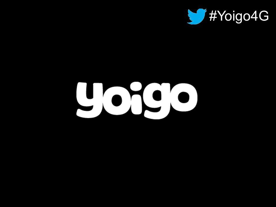 #Yoigo4G
