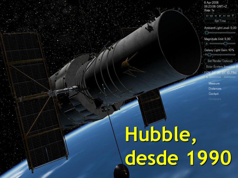 Hubble, desde 1990