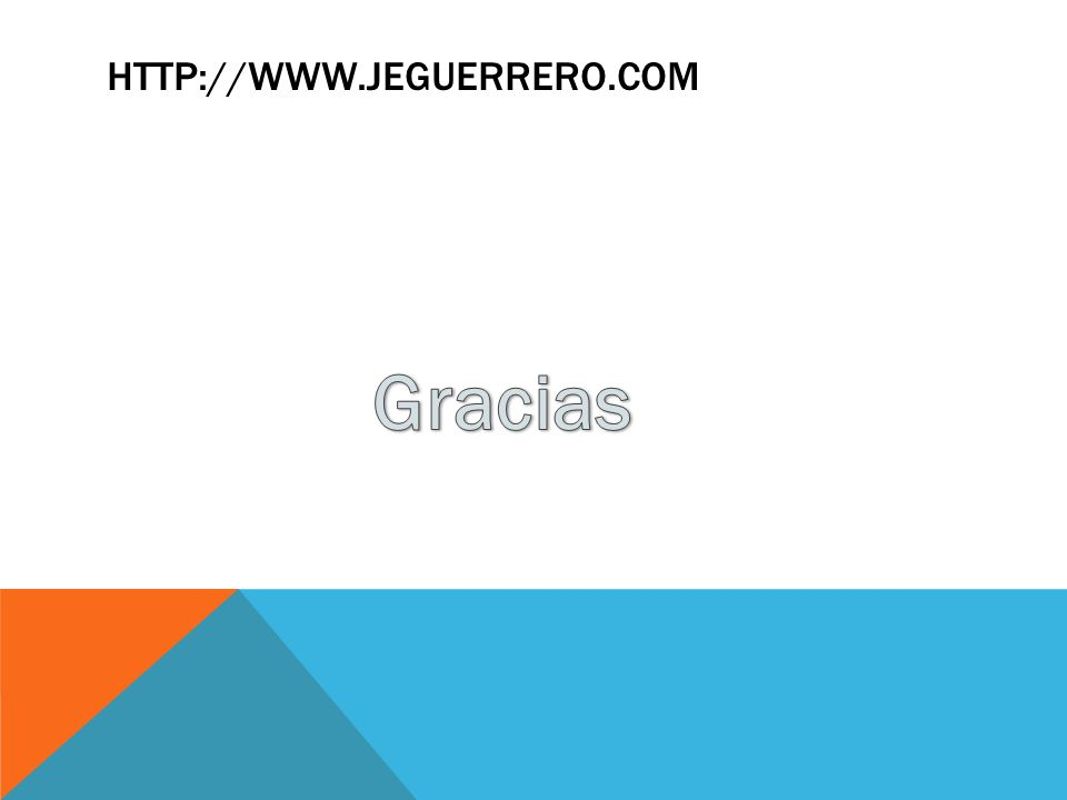HTTP://WWW.JEGUERRERO.COM